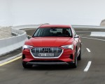 2019 Audi e-tron (Color: Catalunya Red) Front Wallpapers 150x120 (20)