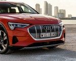 2019 Audi e-tron (Color: Catalunya Red) Grill Wallpapers 150x120 (48)