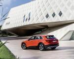 2019 Audi e-tron (Color: Catalunya Red) Rear Three-Quarter Wallpapers 150x120 (38)