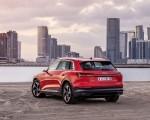 2019 Audi e-tron (Color: Catalunya Red) Rear Three-Quarter Wallpapers 150x120 (30)