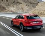 2019 Audi e-tron (Color: Catalunya Red) Rear Three-Quarter Wallpapers 150x120 (21)