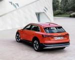 2019 Audi e-tron (Color: Catalunya Red) Rear Three-Quarter Wallpapers 150x120 (40)