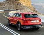 2019 Audi e-tron (Color: Catalunya Red) Rear Three-Quarter Wallpapers 150x120 (31)
