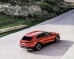 2019 Audi e-tron (Color: Catalunya Red) Rear Three-Quarter Wallpapers 150x120 (41)