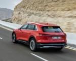 2019 Audi e-tron (Color: Catalunya Red) Rear Three-Quarter Wallpapers 150x120 (22)