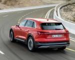 2019 Audi e-tron (Color: Catalunya Red) Rear Three-Quarter Wallpapers 150x120 (32)