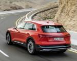 2019 Audi e-tron (Color: Catalunya Red) Rear Three-Quarter Wallpapers 150x120 (11)