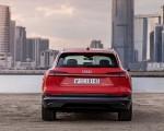 2019 Audi e-tron (Color: Catalunya Red) Rear Wallpapers 150x120 (44)
