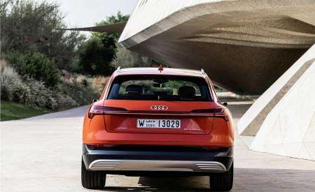 2019 Audi e-tron (Color: Catalunya Red) Rear Wallpaper 450x275 (43)