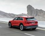2019 Audi e-tron (Color: Catalunya Red) Rear Wallpapers 150x120 (23)