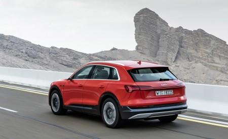 2019 Audi e-tron (Color: Catalunya Red) Rear Wallpaper 450x275 (23)