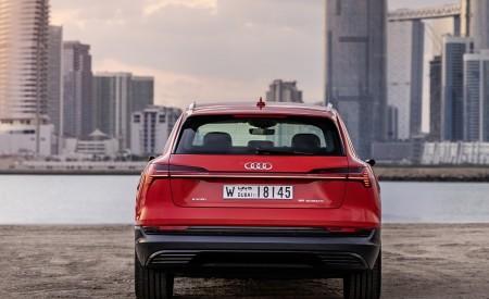 2019 Audi e-tron (Color: Catalunya Red) Rear Wallpaper 450x275 (44)