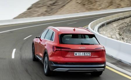 2019 Audi e-tron (Color: Catalunya Red) Rear Wallpaper 450x275 (24)