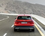 2019 Audi e-tron (Color: Catalunya Red) Rear Wallpapers 150x120 (12)