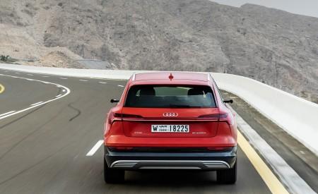 2019 Audi e-tron (Color: Catalunya Red) Rear Wallpaper 450x275 (12)