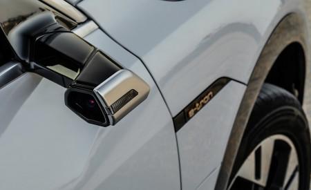 2019 Audi e-tron (Color: Glacier White) Mirror Wallpaper 450x275 (233)