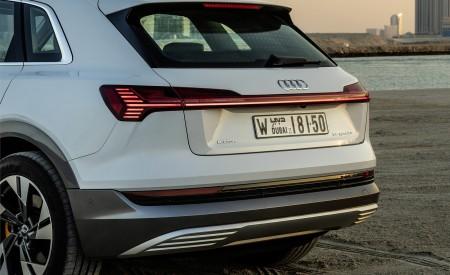 2019 Audi e-tron (Color: Glacier White) Tail Light Wallpaper 450x275 (232)