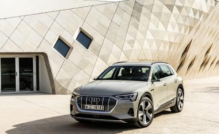 2019 Audi e-tron (Color: Siam Beige) Front Wallpaper 450x275 (180)