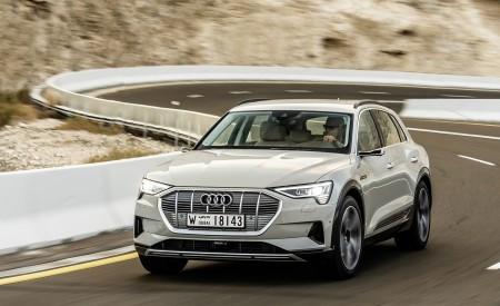2019 Audi e-tron (Color: Siam Beige) Front Wallpaper 450x275 (143)