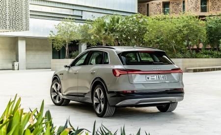 2019 Audi e-tron (Color: Siam Beige) Rear Three-Quarter Wallpaper 450x275 (186)