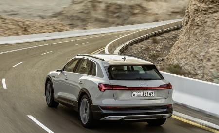 2019 Audi e-tron (Color: Siam Beige) Rear Three-Quarter Wallpaper 450x275 (154)