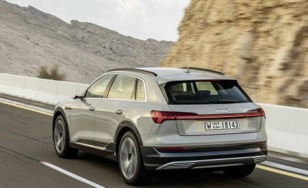 2019 Audi e-tron (Color: Siam Beige) Rear Three-Quarter Wallpaper 450x275 (146)