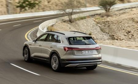 2019 Audi e-tron (Color: Siam Beige) Rear Three-Quarter Wallpaper 450x275 (147)