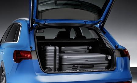 2019 Audi e-tron Electric SUV (Color: Antigua Blue) Trunk Wallpaper 450x275 (132)