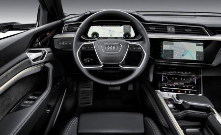 2019 Audi e-tron Electric SUV Interior Cockpit Wallpaper 450x275 (135)