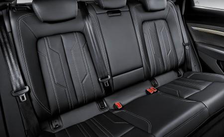 2019 Audi e-tron Electric SUV Interior Rear Seats Wallpaper 450x275 (133)