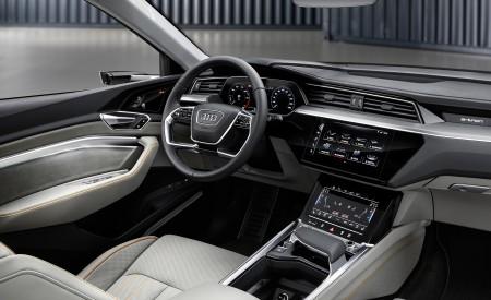 2019 Audi e-tron Electric SUV Interior Wallpaper 450x275 (137)