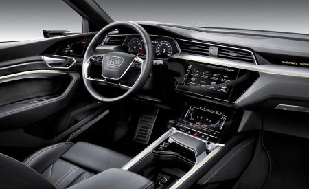 2019 Audi e-tron Electric SUV Interior Wallpaper 450x275 (136)