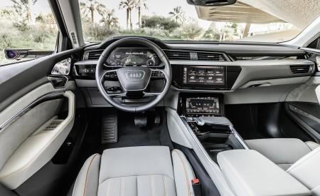 2019 Audi e-tron Interior Cockpit Wallpaper 450x275 (190)