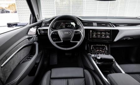 2019 Audi e-tron Interior Cockpit Wallpaper 450x275 (124)