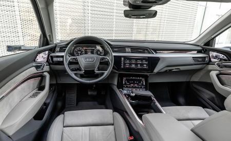2019 Audi e-tron Interior Cockpit Wallpaper 450x275 (53)