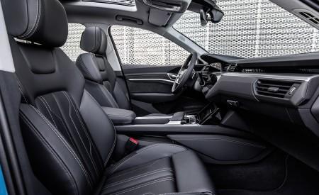 2019 Audi e-tron Interior Front Seats Wallpaper 450x275 (122)