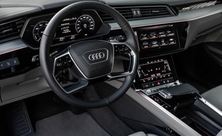 2019 Audi e-tron Interior Steering Wheel Wallpaper 450x275 (50)