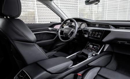 2019 Audi e-tron Interior Wallpaper 450x275 (125)