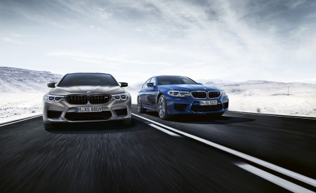 2019 BMW M5 Competition Wallpapers