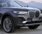 2019 BMW X7 (Color: Arctic Grey) Detail Wallpaper 150x120 (27)