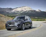 2019 BMW X7 (Color: Arctic Grey) Front Three-Quarter Wallpaper 150x120 (9)