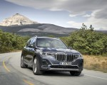 2019 BMW X7 (Color: Arctic Grey) Front Three-Quarter Wallpaper 150x120 (10)