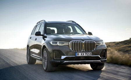 2019 BMW X7 Wallpapers HD