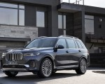 2019 BMW X7 (Color: Arctic Grey) Front Wallpaper 150x120 (15)