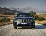 2019 BMW X7 (Color: Arctic Grey) Front Wallpaper 150x120 (11)