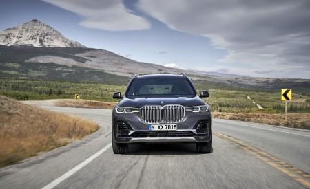 2019 BMW X7 (Color: Arctic Grey) Front Wallpaper 450x275 (2)