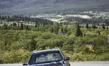 2019 BMW X7 (Color: Arctic Grey) Front Wallpaper 450x275 (12)