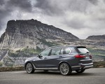 2019 BMW X7 (Color: Arctic Grey) Rear Three-Quarter Wallpaper 150x120 (25)