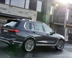 2019 BMW X7 (Color: Arctic Grey) Rear Three-Quarter Wallpaper 150x120 (17)