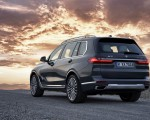 2019 BMW X7 (Color: Arctic Grey) Rear Three-Quarter Wallpaper 150x120 (24)
